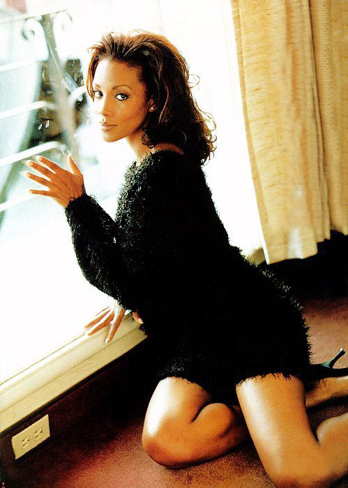 Adorable Vivica Fox